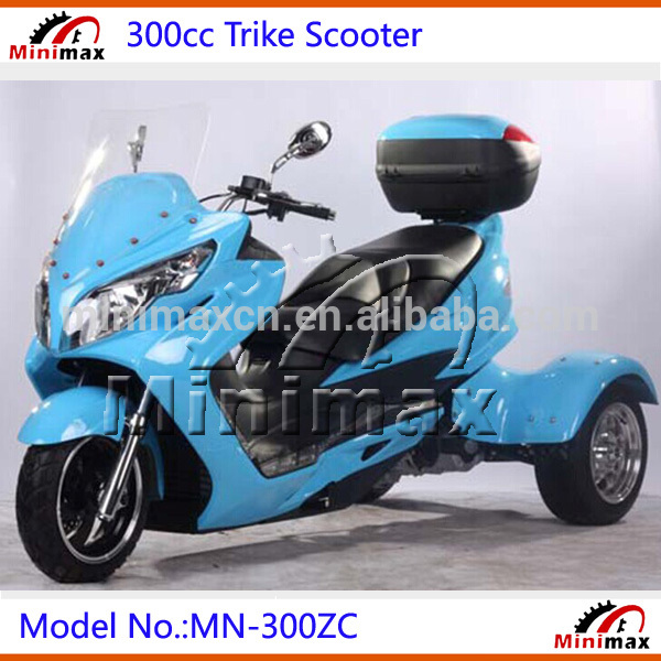 300cc gas benzin trike motorrad dreirad roller 3 rad. Black Bedroom Furniture Sets. Home Design Ideas